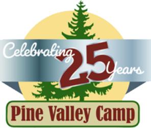 Pine Valley Camp Logo
