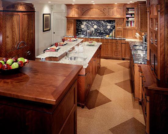 Beidermeier Style Kitchen