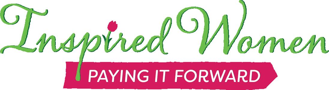 Inspired Women Paying It Forward logo