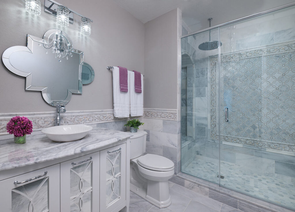 Bathroom in Renovation And Addition in Pittsburgh